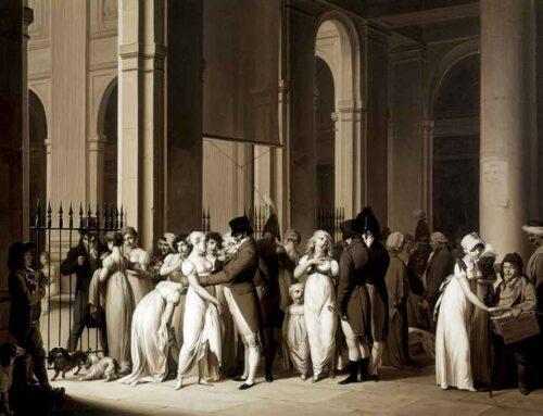 Napoleone, quella notte al palays royal