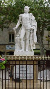 statua bessieres