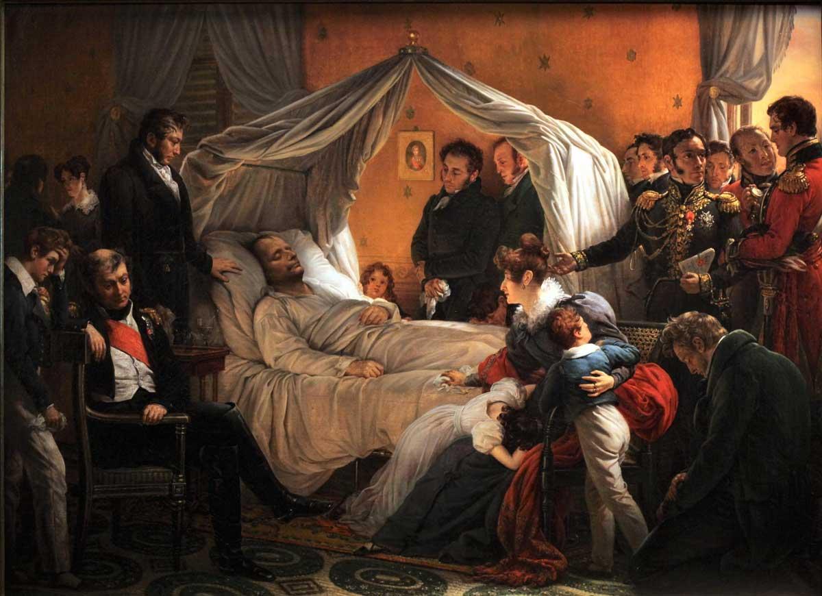 morte Napoleone