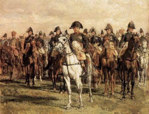 L'altezza di Napoleone