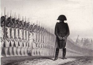napoleone con soldato