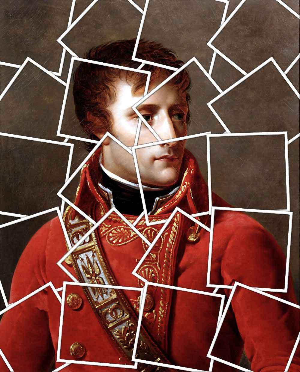 Napoleone by Gros
